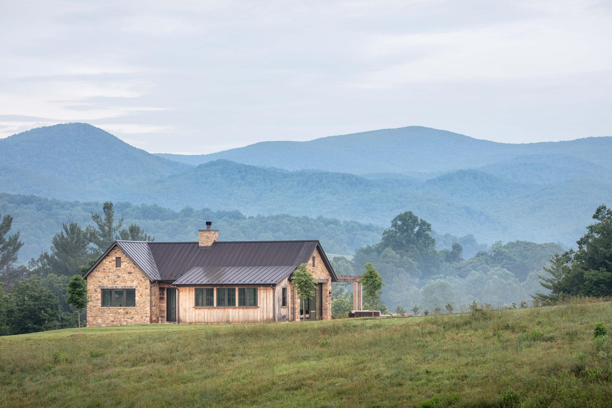 Fine construction in Sperryville, Virginia